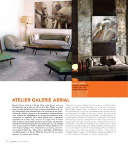 Atelier Galerie ABRIAL, Peintres à Saint Tropez depuis 1974