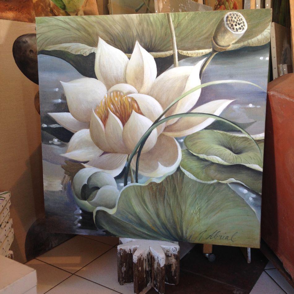 Lotus Ivoire