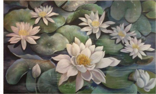Etang de Lotus - © Josiane ABRIAL