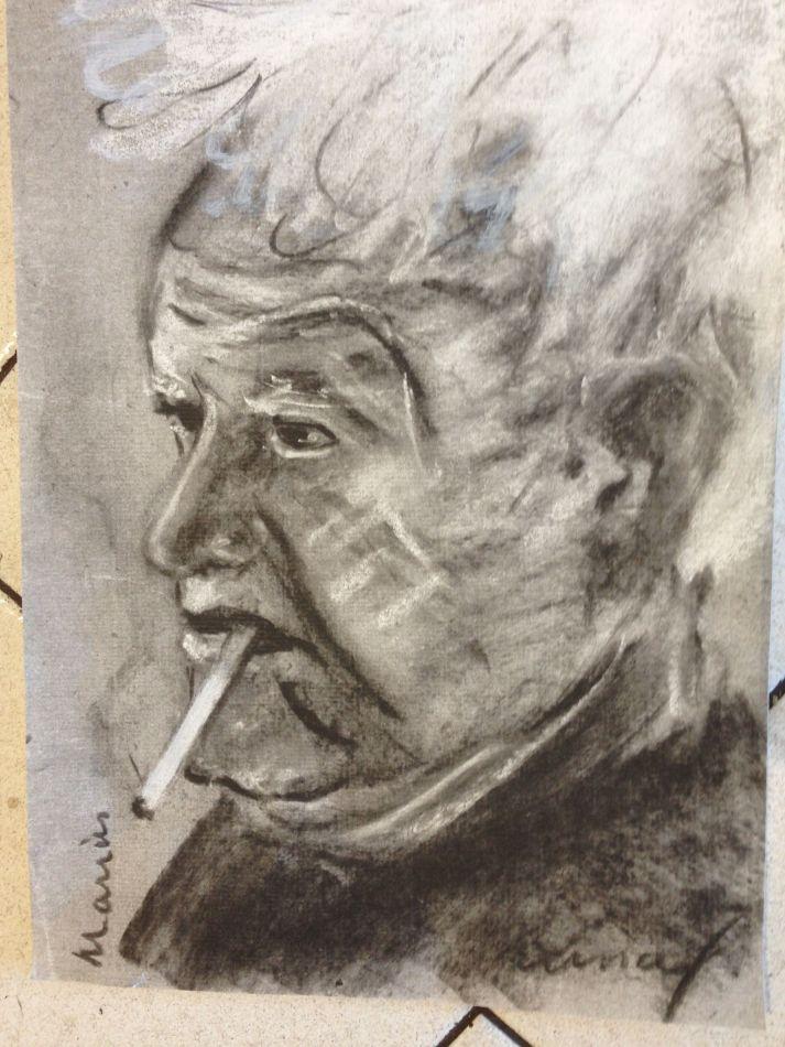 Portrait de Marius Le Pêcheur