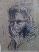 Portrait de Ma Femme