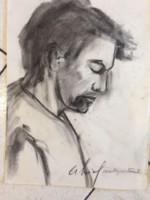 Gérard Abril (Auto-portrait)