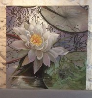 Lumière Eblouissante sur Lotus
